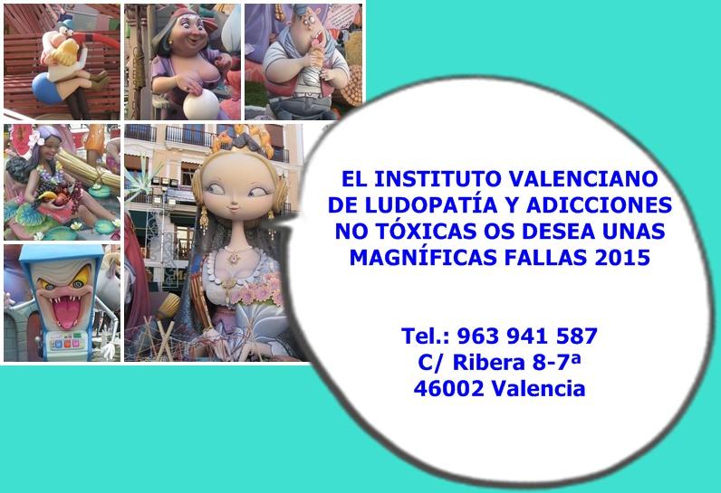FALLAS 2015. Adiccionesvalencia. Foto Consuelo Tomás. Psicólogos Valencia. 13-02-2015